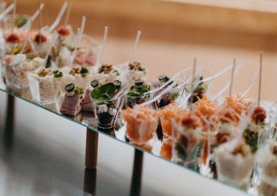 Svadobná agentúra catering